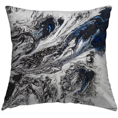 Destiny Awaits Throw Pillow Size: 16 H x 16 W x 1.5 D