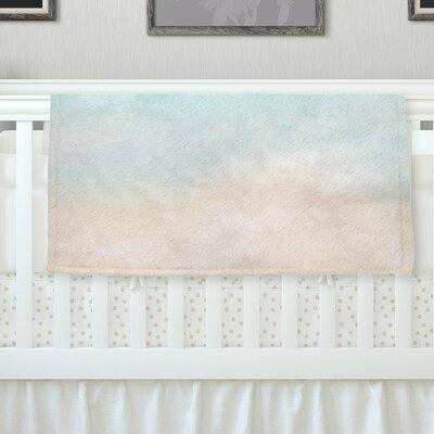 Vintage Skies by Michelle Drew Fleece Blanket Size: 60 L x 50 W