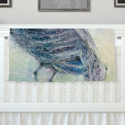 Feast by Josh Serafin Fleece Blanket Size: 40 L x 30 W