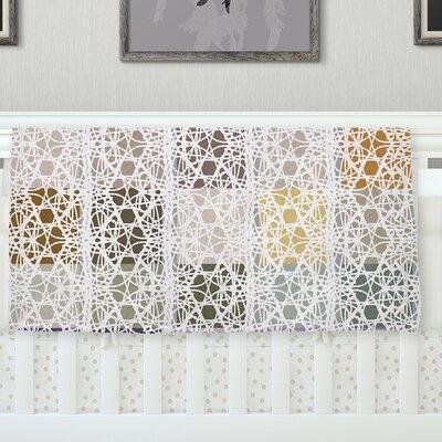 Thatch Plaid by Laura Nicholson Fleece Blanket Size: 40 L x 30 W