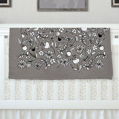 Fleece Blanket Size: 40 L x 30 W