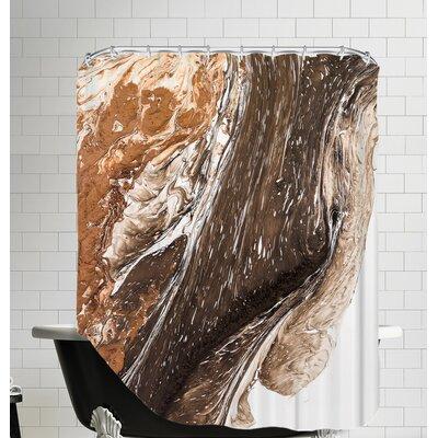 Unburdened Shower Curtain