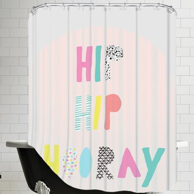 Hiphip Shower Curtain