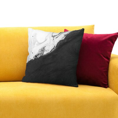 Ascending Throw Pillow Size: 14 H x 14 W x 1.5 D