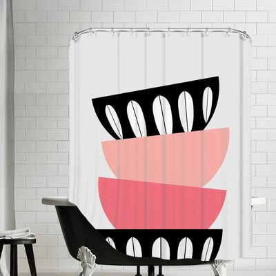 Bowl Shower Curtain