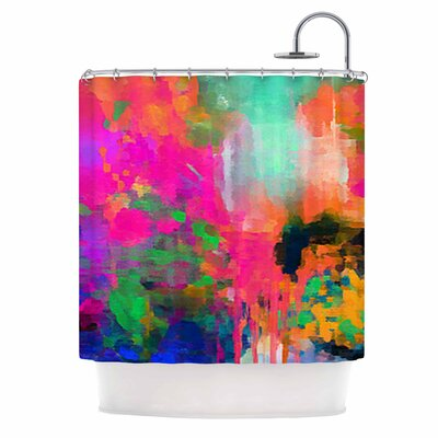 Mondrian & Me Shower Curtain