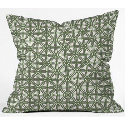Outdoor Throw Pillow Size: 20 H x 20 W x 5 D