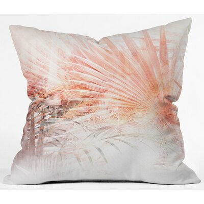 Outdoor Throw Pillow Size: 26 H x 26 W x 5 D