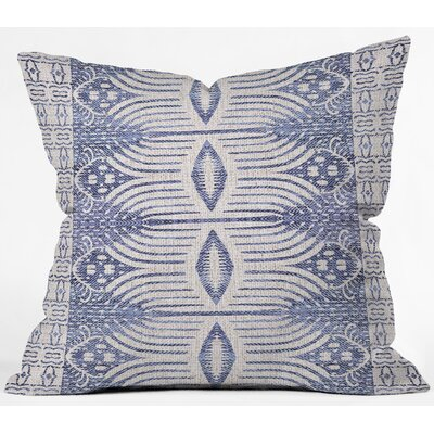 Ivy Outdoor Square Throw Pillow Size: 18 H x 18 W x 5 D