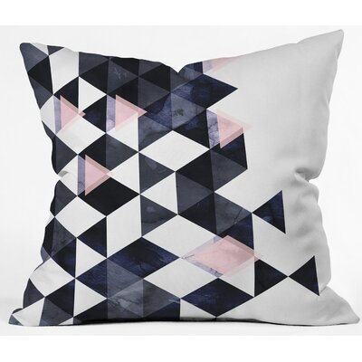 Outdoor Throw Pillow Size: 16