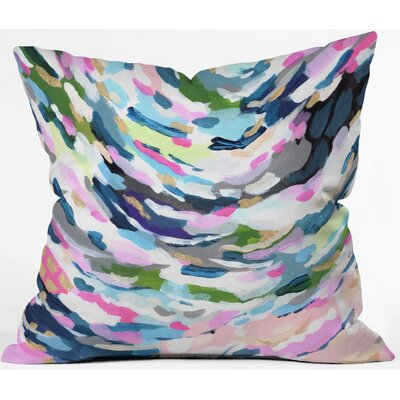Throw Pillow Size: 20 H x 20 W x 5 D