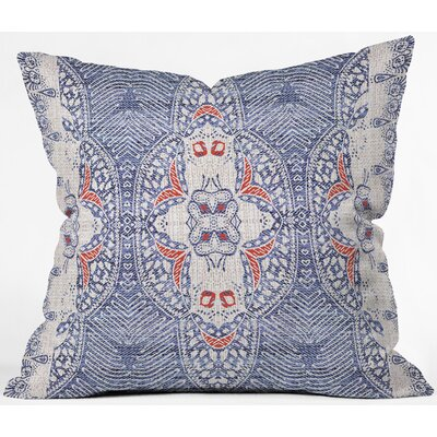 Ivy Outdoor Throw Pillow Size: 16 H x 16 W x 5 D