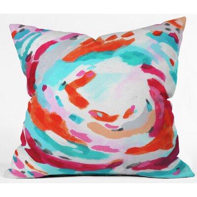 Outdoor Throw Pillow Size: 16 H x 16 W x 5 D