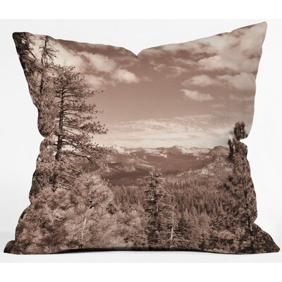 Outdoor Throw Pillow Size: 16 H x 16 W x 5 D