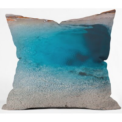 Outdoor Throw Pillow Size: 20