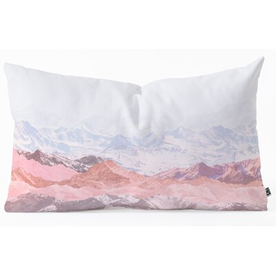 Lumbar Pillow Size: 16 H x 26 W x 5 D