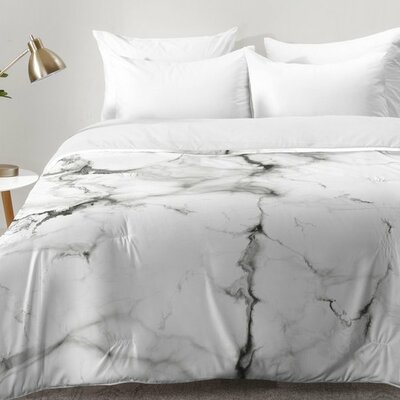 Buffalo Marble Comforter Set Size: King