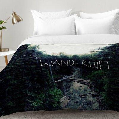 Leah Flores Wanderlust 1 Comforter Set Size: Twin XL