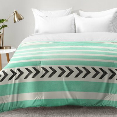 Stripes and Arrows Comforter Set Size: Twin XL