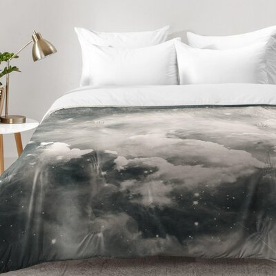 Caleb Troy Find Me Among The Stars Comforter Set Size: Twin XL