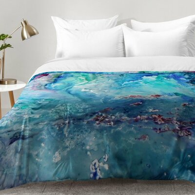 Rosie Brown Diver Paradise Comforter Set Size: Twin XL