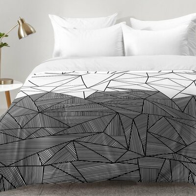 Fimbis Brandy Rays Comforter Set Size: Full/Queen