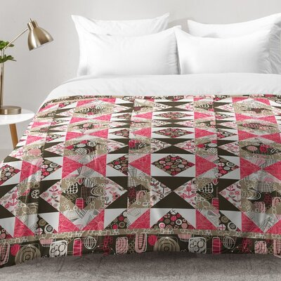 Quilt Comforter Set Size: King