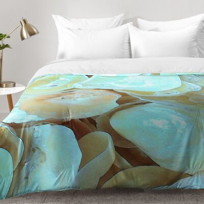 Shells Comforter Set Size: Full/Queen