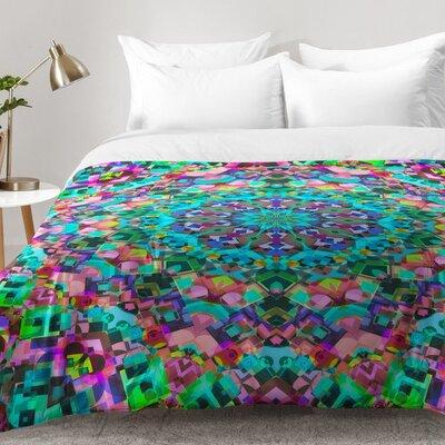Inspire Oceana Comforter Set Size: King