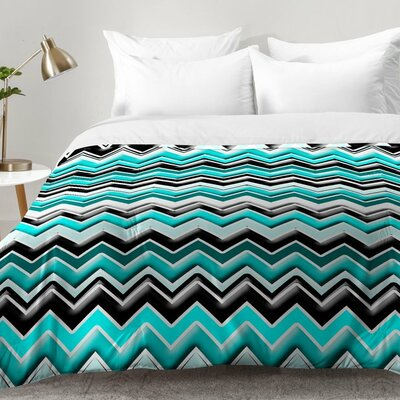 Chevron Comforter Set Size: Full/Queen