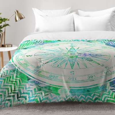 Follow Your Own Path Comforter Set Size: Twin XL