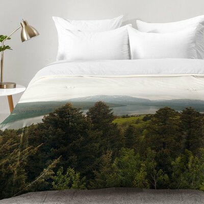 Summer In Montana Comforter Set Size: King