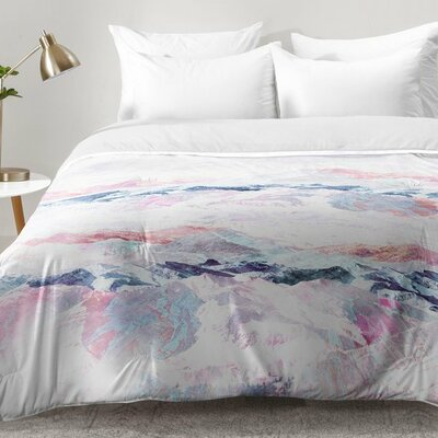 Painted Rockies Comforter Set Size: King