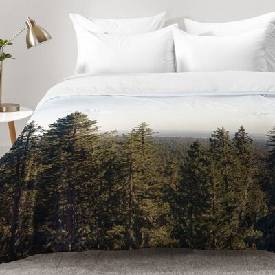 Catherine Mcdonald Summer In Wyoming Comforter Set Size: Full/Queen