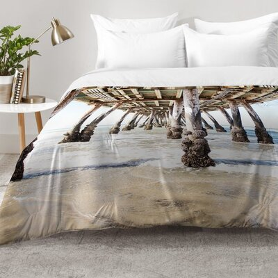 Bree Madden By The Pier Comforter Set Size: Full/Queen