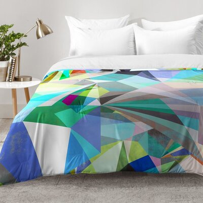 Mareike Boehmer Colorflash 5X Comforter Set Size: Twin XL