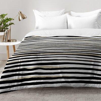 Georgiana Paraschiv Stripes Comforter Set Size: Twin XL