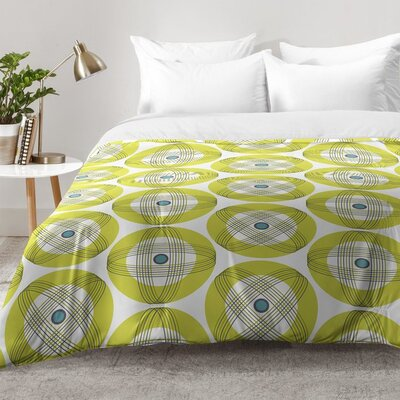 Heather Dutton Into Orbit Comforter Set Size: King