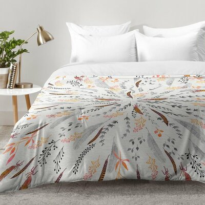 Feather Roll Comforter Set Size: Twin XL