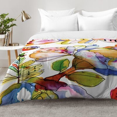 Pastel Comforter Set Size: King