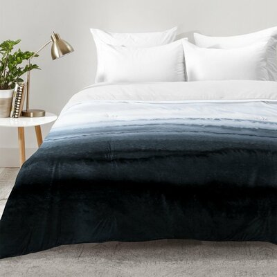 Within The Tides Stormy Weather Comforter Set Size: Twin XL
