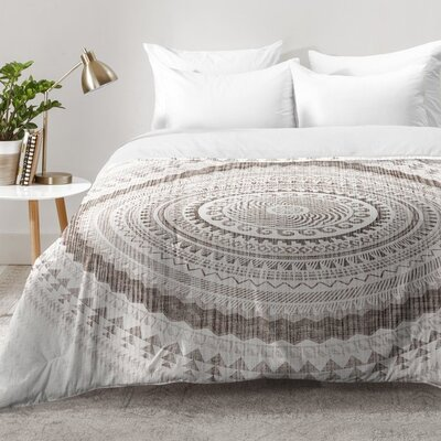 Iveta Abolina Winter Wheat Comforter Set Size: King