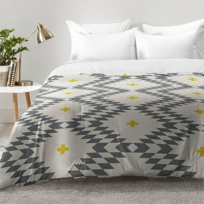 Holli Zollinger Native Natural Plus Comforter Set Size: Twin XL