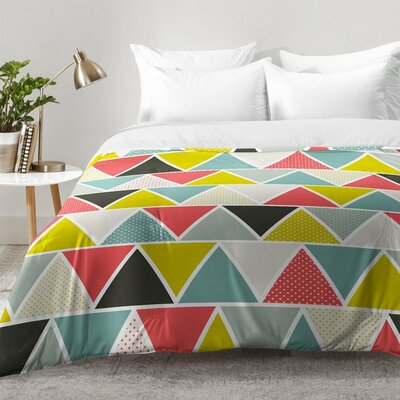 Triangulum Comforter Set Size: Twin XL