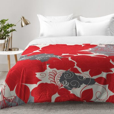 Khristian A Howell Rendezvous 4 Comforter Set Size: Full/Queen