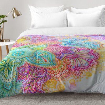 Flourish Comforter Set Size: King