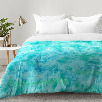 Sparkling Sea Comforter Set Size: Full/Queen
