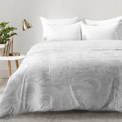 Iveta Abolina Foggy Surf Comforter Set Size: Full/Queen