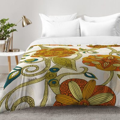 Flowers Comforter Set Size: Twin XL