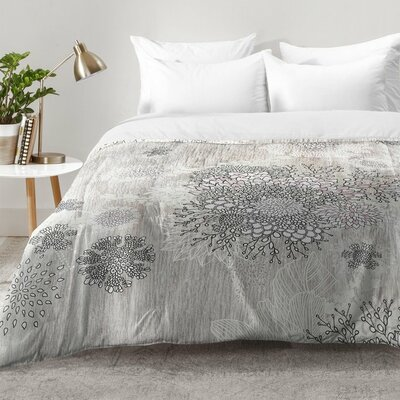 Winter Latte Comforter Set Size: King